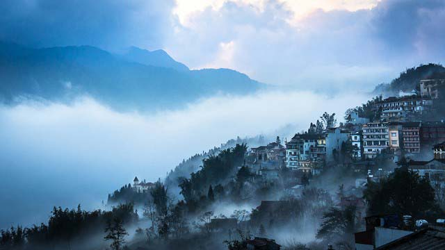 Sapa, the most attractive place in Lao Cai