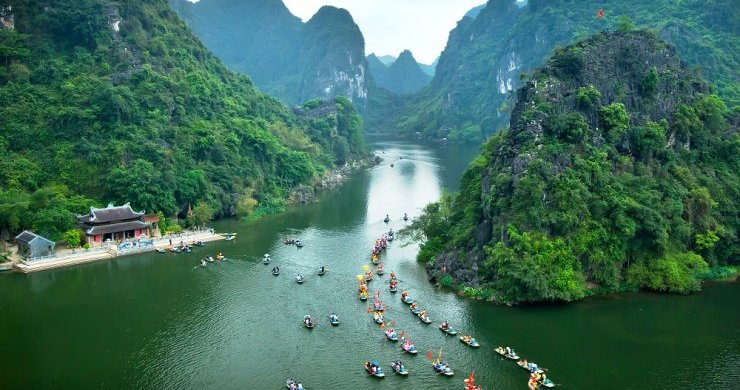 Private Hoa Lu – Trang An Full Day