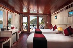 Paloma Cruise Family Suite Triple