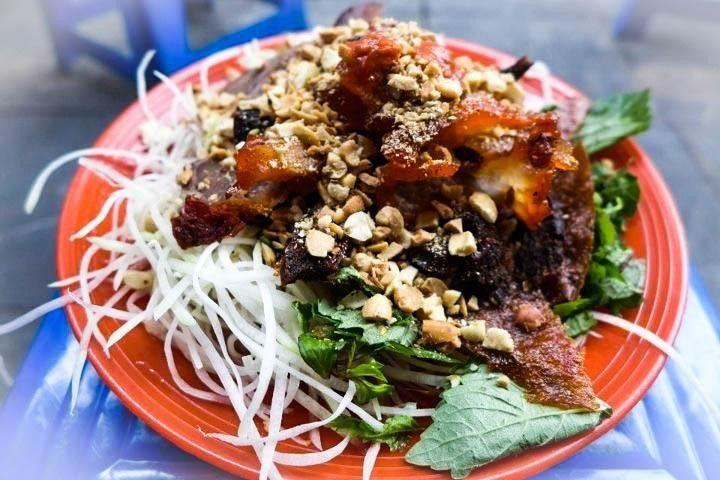 Nộm Bò Khô (Dried beef salad)