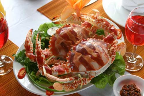 Halong Bay Cuisine & Foods