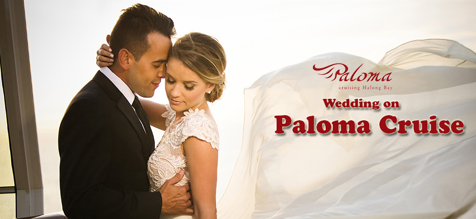 Wedding on Paloma Cruise