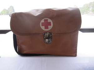 Onboard First Aid Kit