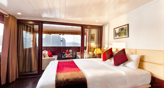 Paloma Suite cabin