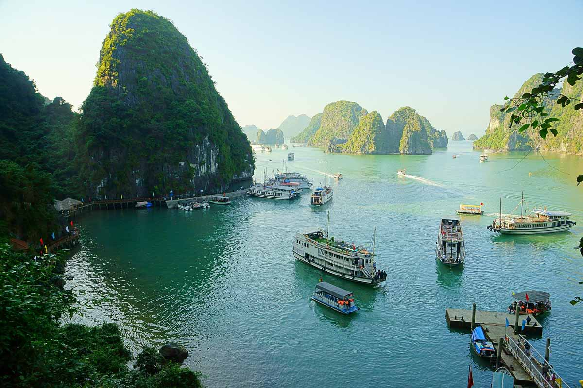 5 Things to Pack for Halong Bay